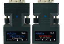 Purelink OLC Tx/Rx DVI over Fiber Optic Extender Kit (Tx/Rx) w/o cable