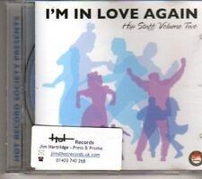 (DH199) I'm In Love Again, Hot Stuff Vol 2 - 2005 CD