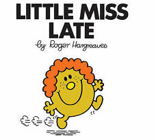 LITTLE MISS LATE - Vol 15  Mr Men Story Book / Little Miss Story Book - NEW