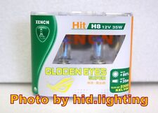XENCN H8 12V 35W 2300K Light Xenon Yellow Halogen Fog Lamp Driving angel eye