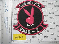 NAVY USN VMAQ-2 CAN DO EASY Pocket Squadron Patch