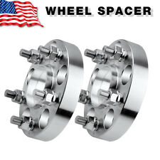 2X 5x4.5 Wheel Spacers Hub Centric Mustang GT500 Shelby Cobra SVT GT 1 1.0 Inch