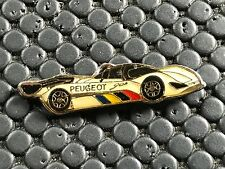 PINS PIN BADGE CAR PEUGEOT 905