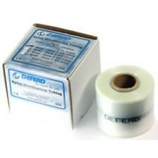 """DEFEND 6 INCH NYLON STERILIZATION TUBING WITH """"DEFEND"""" INDICATOR INK - 100 FT"""