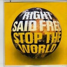 (CG406) Right Said Fred, Stop The World - 2011 DJ CD