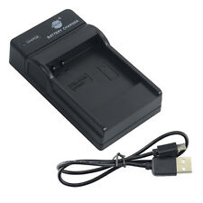 DSTE UDC50 USB Battery Charger For Samsung IA-BP85ST Camera