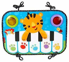 Fisher Price Kick and Play Piano PLAYMAT, Music Learning BABY PLAY MAT