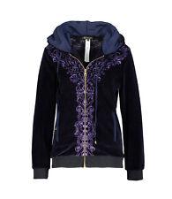 VERSACE Velvet Floral Hoody Jacket BNWT