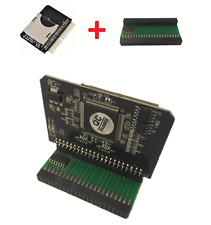 Angle IDE 44 PIN Adapter + IDE SD Adapter for Amiga 600 1200 LED Working