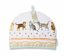 Cooksmart Cats On Parade Tea Cosy Teapot Pot Cover Warmer Cotton Insulated Gift