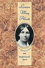 Louisa May Alcott: A Biography-ExLibrary