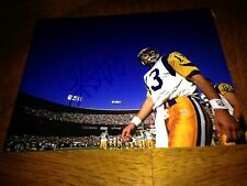 Kurt Warner Los Angeles Rams Autographed 8x10 Photo  COA