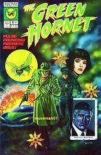 1991 GREEN HORNET #1 ~ Van Williams & Bruce Lee ~ Collector 1st Issue ~ @LOOK@
