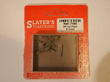 Slaters 7165 - 7mm (0) Gauge BR Van/Wagon Vacuum Pipes/Hoses  1st Class Post