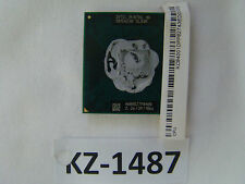 Intel CPU Core 2 duo mobile p8400 slb3r 2.26ghz 3mb 1066mhz type aw80577 #kz-1487