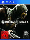 PS4 Spiel Mortal Kombat X (Sony PlayStation 4, 2015)