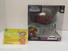 "World of Nintendo Metroid 6"" Deluxe Figure by Jakks Pacific 