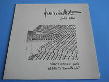 LP ITALIAN PROG FRANCO BATTIATO - JUKE BOX - ORIGINALE