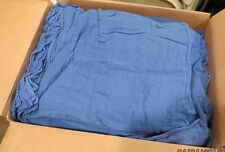200 BLUE HUCK LINT FREE TOWELS SURGICAL CLEANING SHOP CLOTH