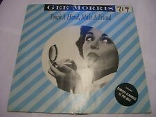 "GEE MORRIS Touch A Hand, Make A Friend MIXES 1988 UK 12""/Maxi - Electro-Funk"