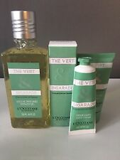 Loccitane The Very& Bigarade Fragrance Set(green Tea)