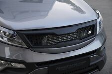 Front Hood Radiator Grille Roadruns Version 2(Fits: Kia 2011-2015 Sportage R)