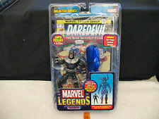 MARVEL LEGENDS DAREDEVIL BULLSEYE ACTION FIGURE W/COMIC GALACTUS SERIES NEW 2005