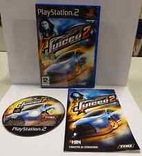 Console Game SONY Playstation 2 PS2 Play PAL ITALIANO JUICED 2 HOT IMPORT NIGHTS