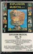 EXPLOSION MUSICAL VOL 3   BRAND NEW-SEALED CASSETTE
