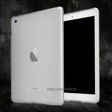Ultra Thin Semi-Transparent Soft TPU Silicone Case For Apple iPad Air 2 iPad 6