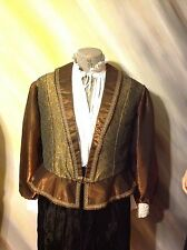 Renaissance Medieval Game Of Thrones  Doublet Men's Costume 41Chest By King Flum