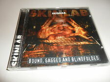 Cd   Skinlab  ‎– Bound, Gagged And Blindfolded