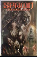 Spawn Dark Ages #8 VF+ 1st Print Free UK P&P Image Comics
