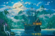 The Disney Parks HD Print on Oil painting canvas Home decoration 18x12inch