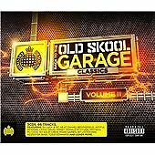 Back to the Old Skool - Garage Classics, Vol. 2 (3 X CD)