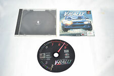 V-Rally Sony PlayStation 1 NTSC-J Japan version