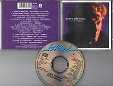 Steve Winwood  CD  KEEP ON RUNNING (c) 1991  SPENCER DAVIS GROUP / TRAFFIC