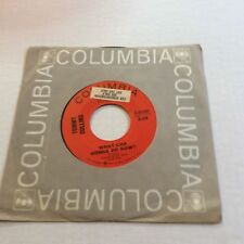 Tommy Collins 45 WHATCHA GONNA DO NOW ~ BIG DUMMY Columbia PROMO 4-44260 VG+