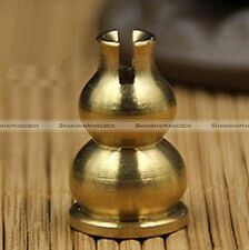 1pc WU LOU Gourd 3mm Incense Burner Holder For coil /Sticks Brass