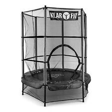 KLARFIT 1.40 M TRAMPOLINE BOUNCE JUMPING SPORTS FITNESS GYM FUN HOME GIFT KIDS