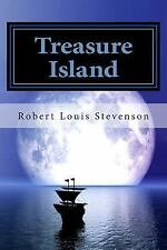 Treasure Island by Robert Louis Stevenson (2013, Paperback)