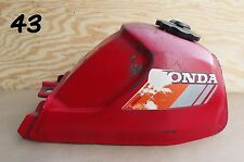 FUEL GAS TANK 1983 84 85 125M 110 atc125m atc110 ATC HONDA 3 WHEELER THREE ATV