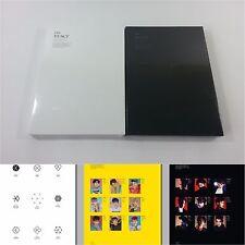 EXO 3rd Album EX'ACT Korean Sealed CD Monster + Lucky One Folded poster set KPOP
