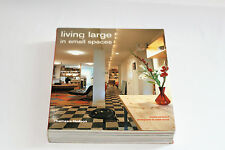 Living Large in Small Places - Marisa Bartolucci - Paperback - Used