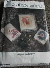 CRAFT SEWING PATTERN S7066 FRAMES BOOK COVERS ALBUMS UNCUT