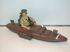 1985 GI JOE / ACTION FORCE SILENT ATTACK v2 w/ RECONDO v1 NEAR COMPLETE PALITOY