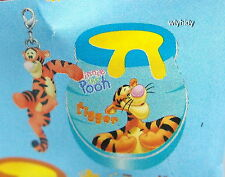 Disney Winnie The Pooh TIGGER Tin Case With Figure Mascot, 1pc - Yujin  , h#5