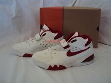 Original Nike Air Force Max B White red CB 34 barkley 624021-161 gr:9, 5/43 nuevo