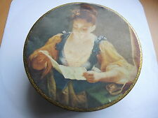 VINTAGE THORNTONS CONFECTIONERY TIN