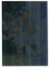 1994-95 Collector's Choice Gold Foil Signature 377 Jason Kidd Rookie